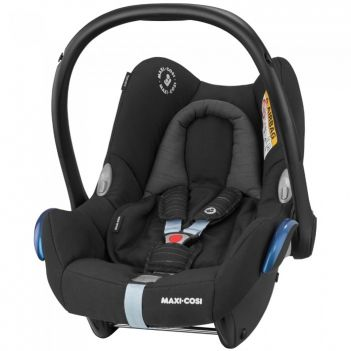 Maxi-Cosi Cabrio Fix scribble black